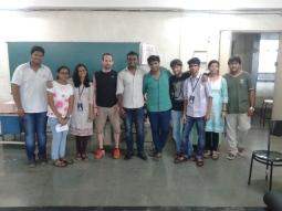 Martial Vout self-defence workshop at Saraswati College Navi Mumbai