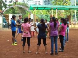 Martoal Vout Akshara training