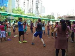 Martial Vout - Akshara training