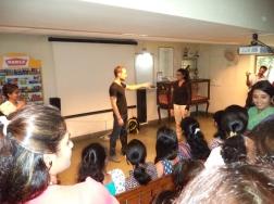 Martial Vout - Parle workshop