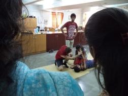Martial Vout - Akshara workshop