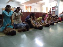Akshara workshop - Martial Vout