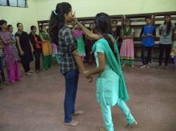 Martial Vout - Amedkar College workshop
