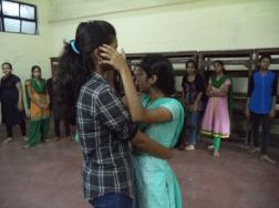 Martial Vout - Amedkar College self-defence workshop