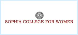 sophia college for women