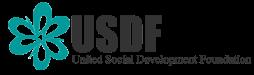 USDF logo